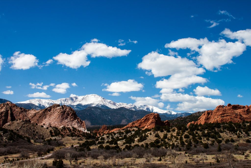 Colorado Springs - Garden of Gods