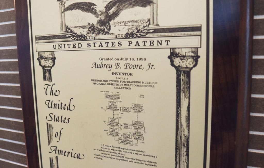 Aubrey Poore Patent