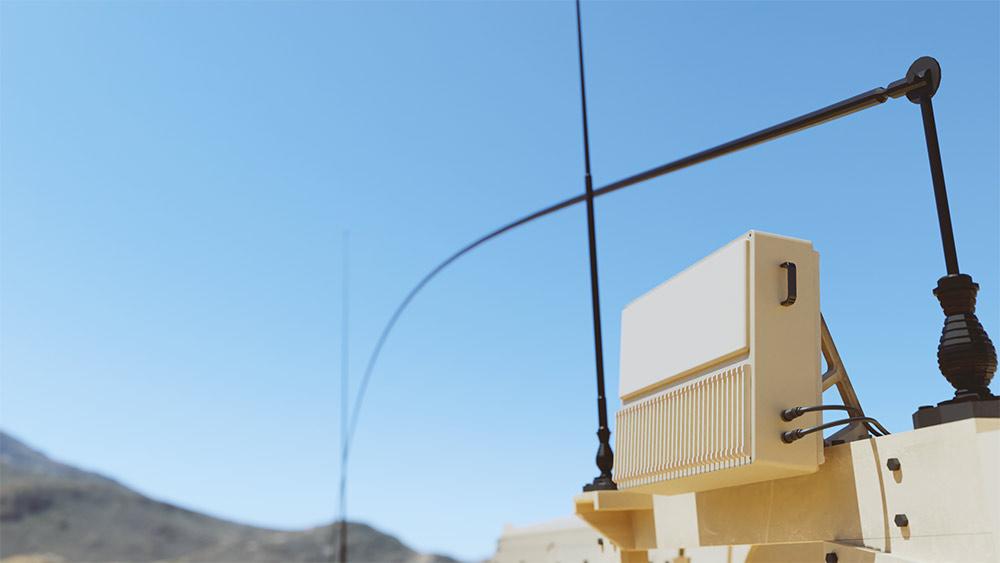 Spyglass Short Range Surveillance Radar