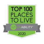 Top 100 Places to Live