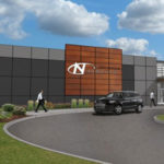 Rendering of new Fort Collins-based Numerica facility