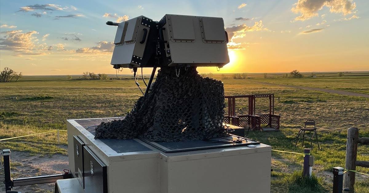 Numerica Spyglass 3D Radar